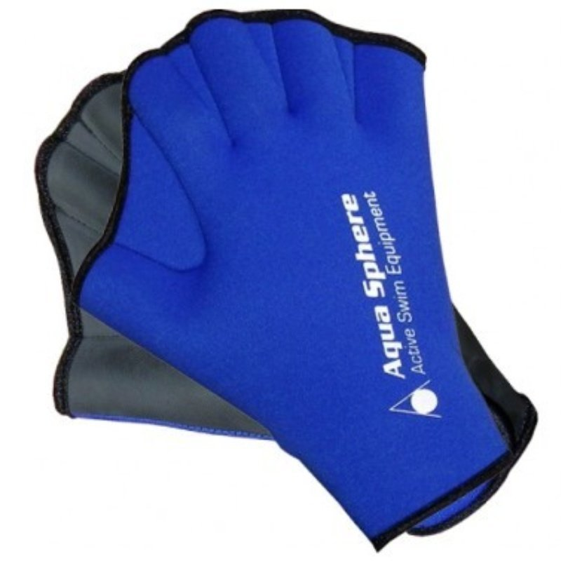 Plavecké rukavice