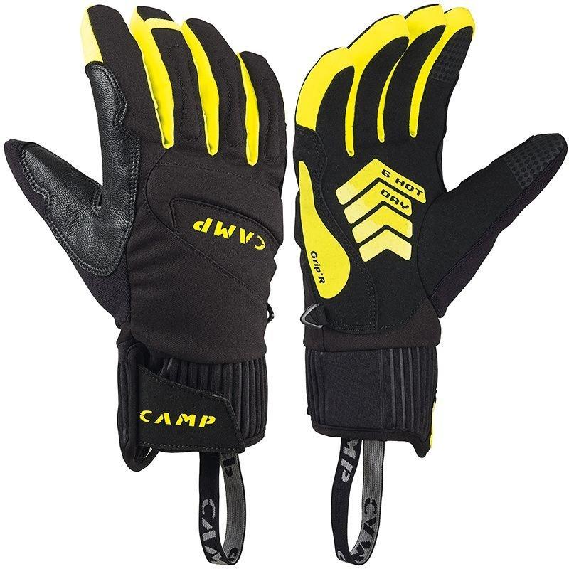 Horolezecké rukavice