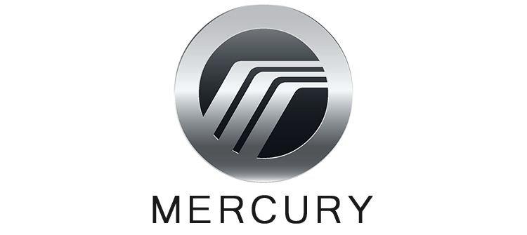 Střešní nosiče pro automobily značky Mercury