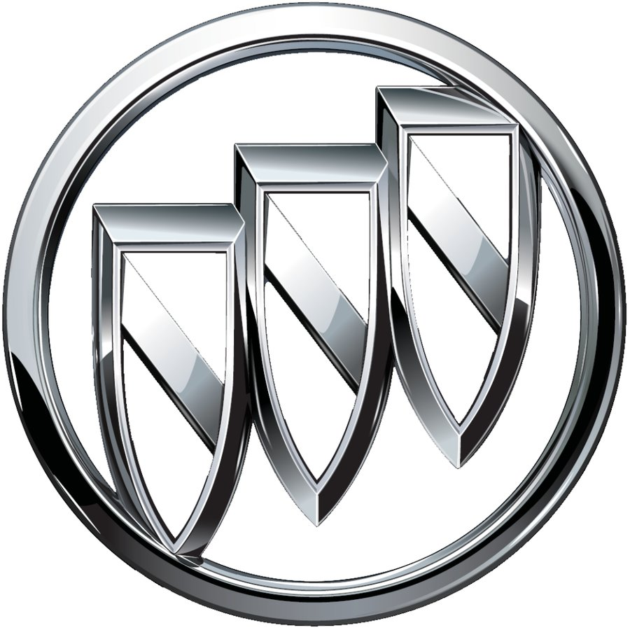 Střešní nosiče pro automobily značky Buick