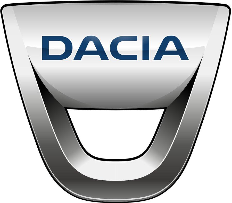 Střešní nosiče pro automobily značky Dacia