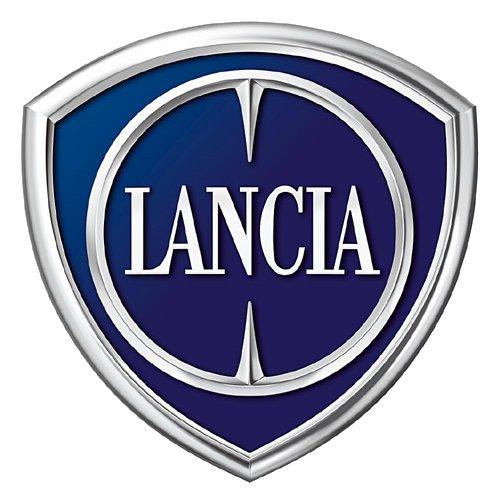 Střešní nosiče pro automobily značky Lancia
