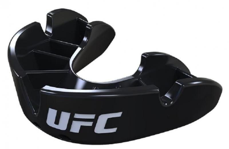 Chránič na zuby - Chránič zubů Opro Bronze UFC - černý