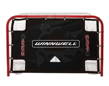 Černá střelecká hokejová plachta Winnwell