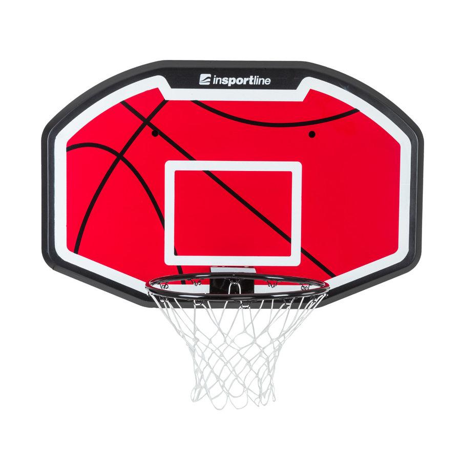 Basketbalový koš - Basketbalový koš s deskou inSPORTline Brooklyn