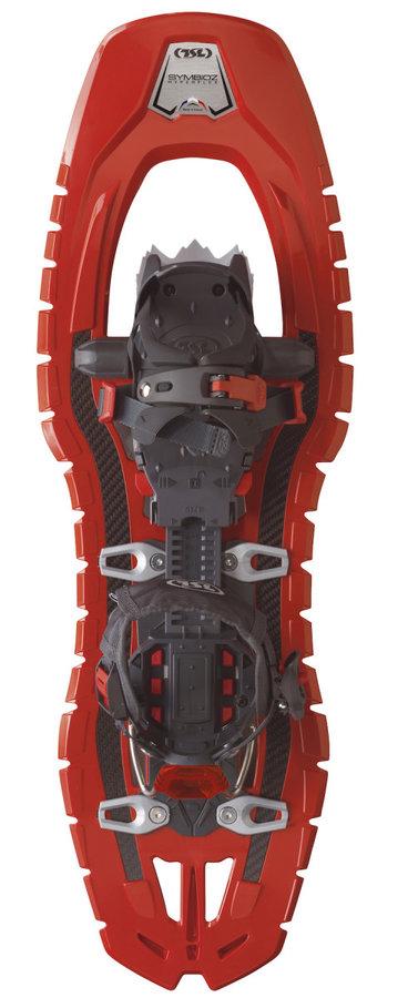 Červená sněžnice TSL - délka 69 cm