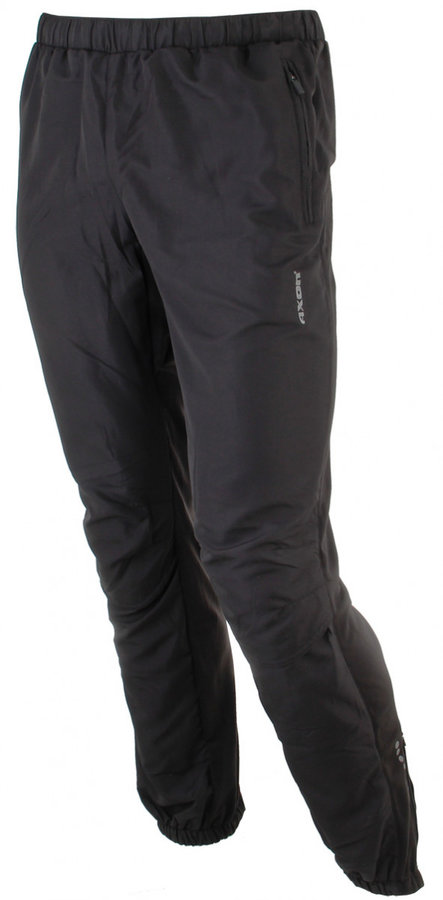 Černé pánské kalhoty Axon - velikost XL