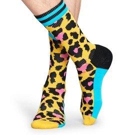 Černé pánské ponožky Athletic, Happy Socks
