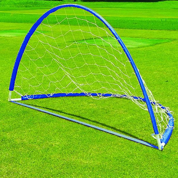 Skládací fotbalová branka Master - šířka 160 cm a výška 80 cm
