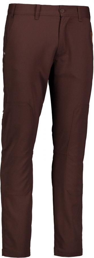 Hnědé pánské kalhoty Nordblanc - velikost M