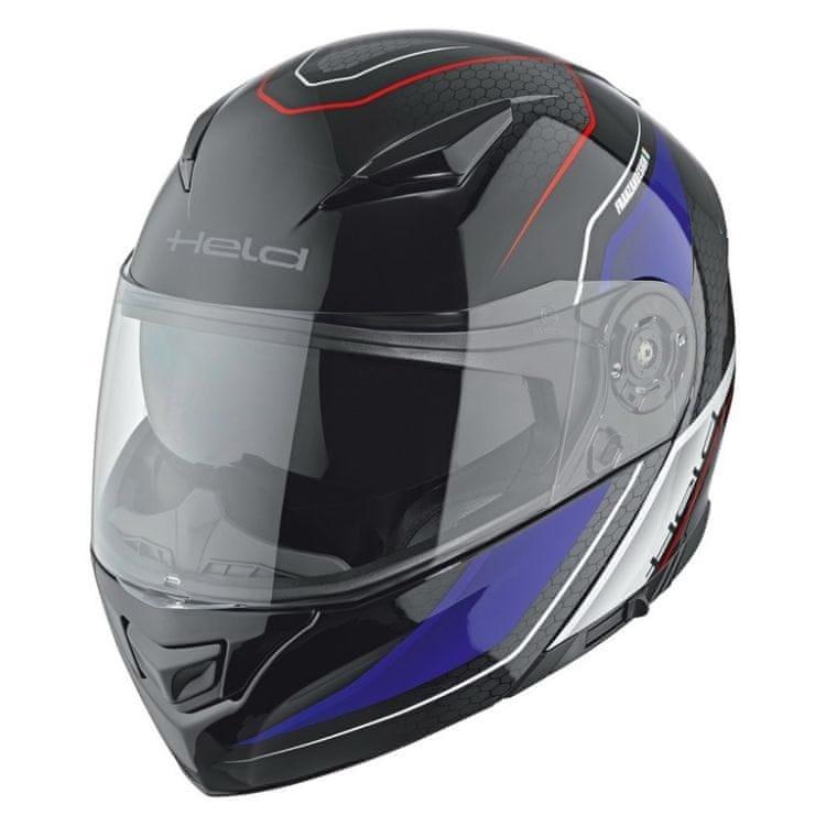 Helma na motorku Held - velikost 55-56 cm