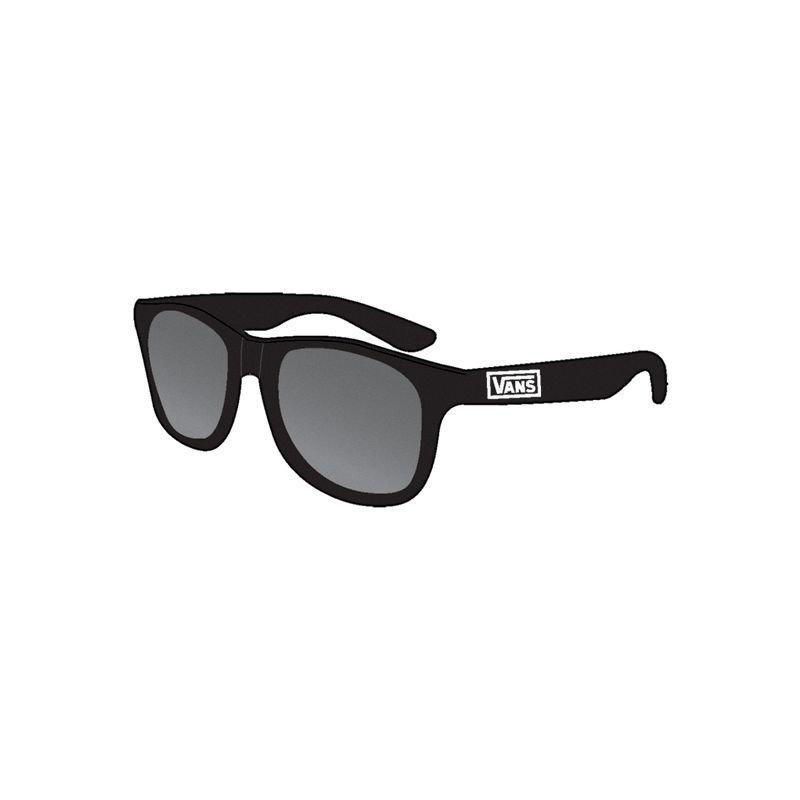 Sluneční brýle - BRÝLE VANS SPICOLI 4 SHADES - černá