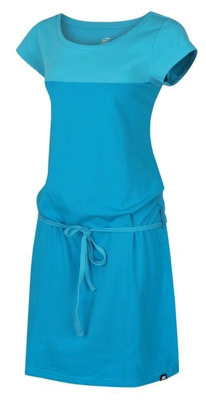 Modré dámské šaty Hannah
