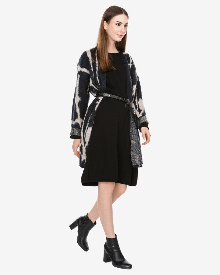 Černé dámské šaty Marc O'Polo - velikost 34