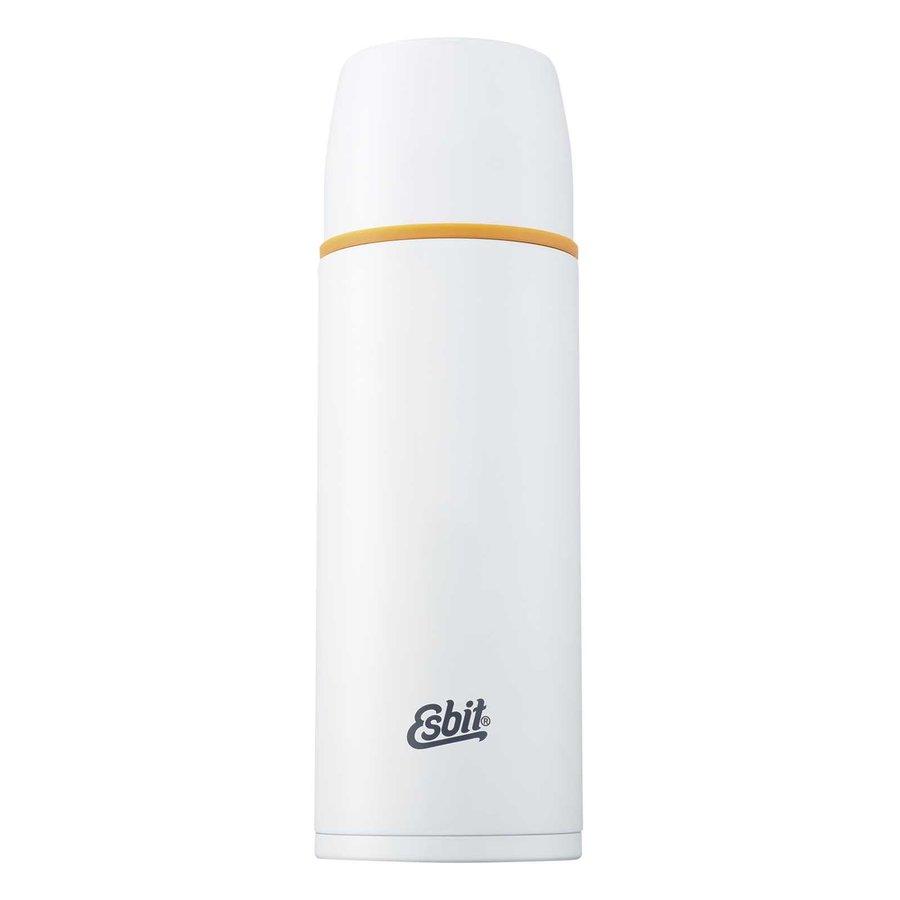 Bílá termoska Flask, Esbit - objem 1 l