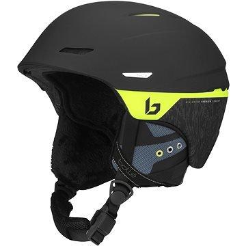 Černá lyžařská helma Bollé