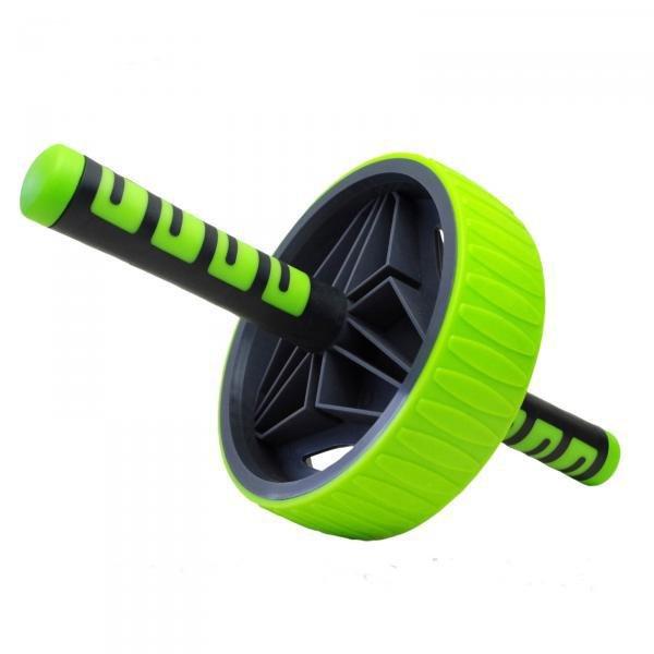 Posilovací kolečko - Posilovací kolečko AB roller Pro New Sedco zelené
