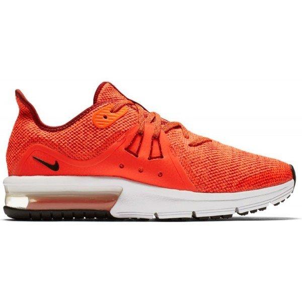 Oranžové chlapecké tenisky Nike