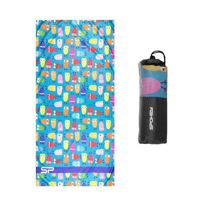 Ručník - SPOKEY - IBIZA Rychleschnoucí plážový ručník 80x160cm