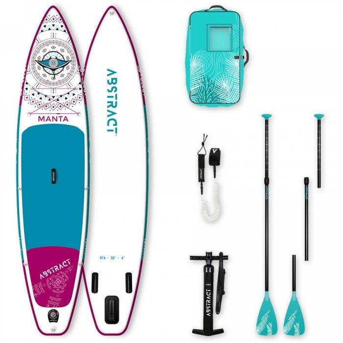 Nafukovací paddleboard Abstract