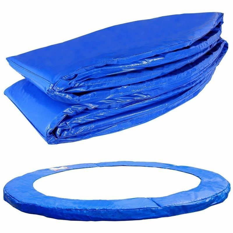 Modrý kryt pružin na trampolínu Spartan - průměr 305 cm a šířka 29 cm