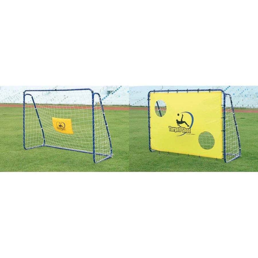 Fotbalová branka Spartan - šířka 213 cm a výška 152 cm