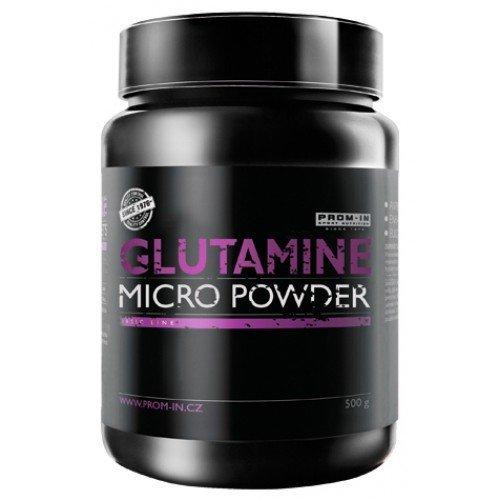 L-Glutamin - L-Glutamin - PROM-IN Bez príchute 500g