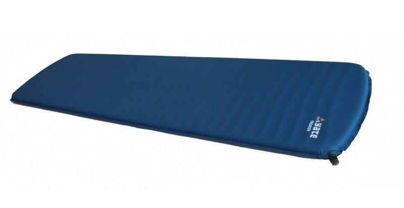 Modro-šedá samonafukovací karimatka Yate - tloušťka 2,5 cm