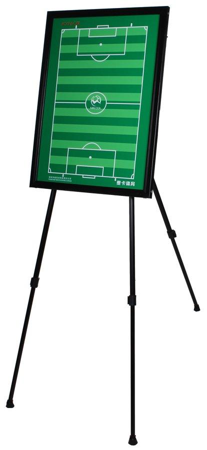 Fotbalová trenérská tabule Merco - délka 61 cm a šířka 45 cm