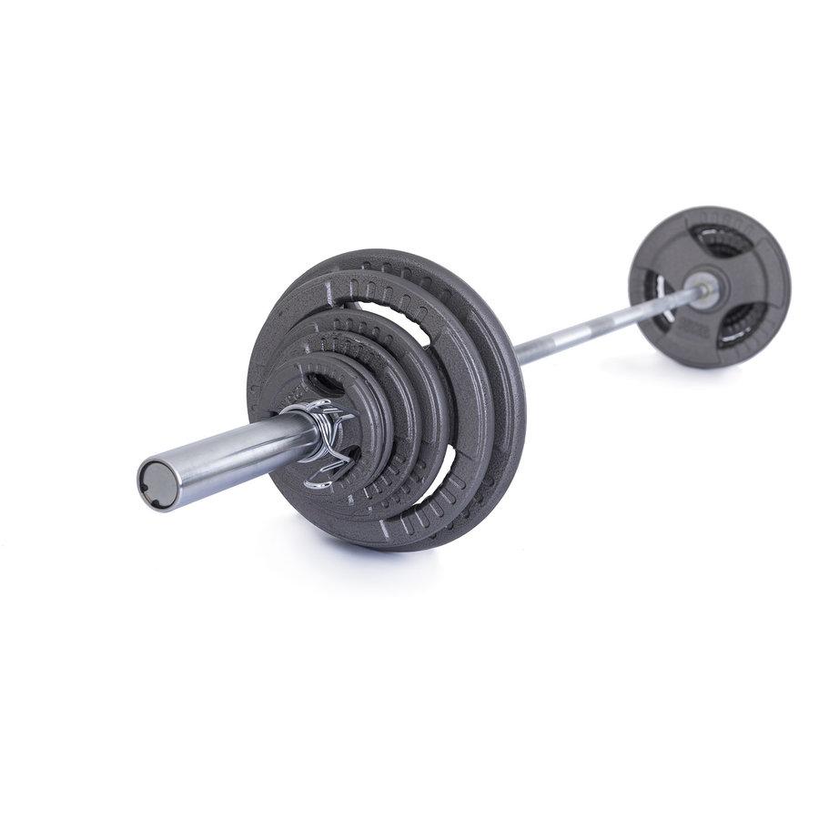 Činková tyč - Olympijská činka TRINFIT 90 kg