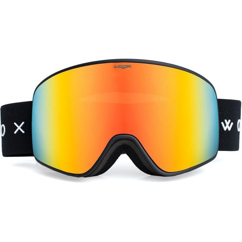 Lyžařské brýle - WOOX Opticus Temporarius Dark/Re lyžařské brýle