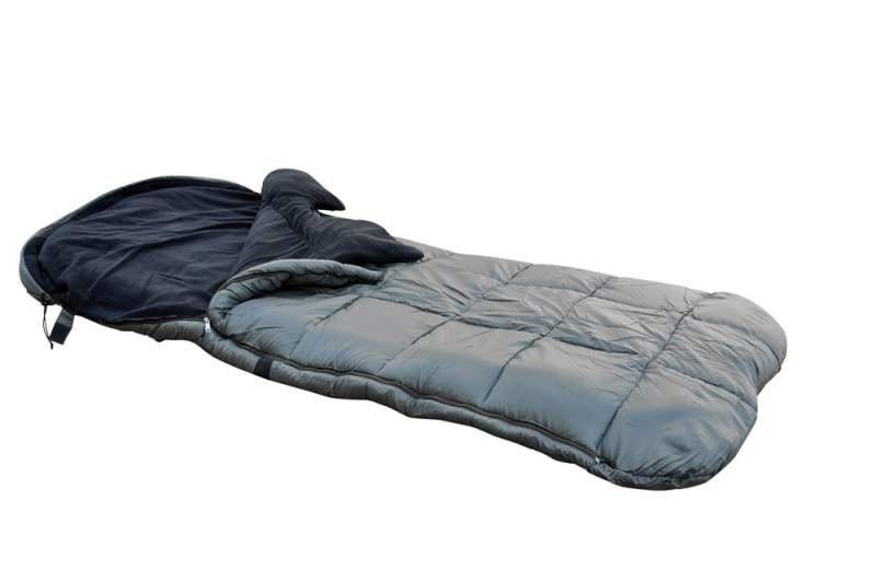 Šedý spací pytel Zfish - délka 220 cm