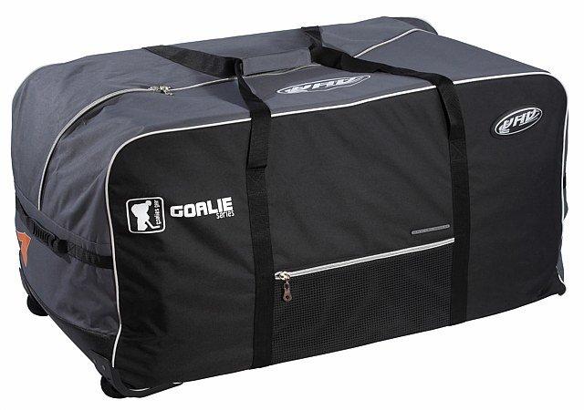 Brankářská taška - Brankářská taška Opus 3657 Wheel Senior Barva: tmavě modro-šedá