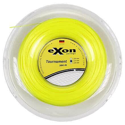 Tenisový výplet - Tournament tenisový výplet 200 m barva: žlutá neon;průměr: 1,25