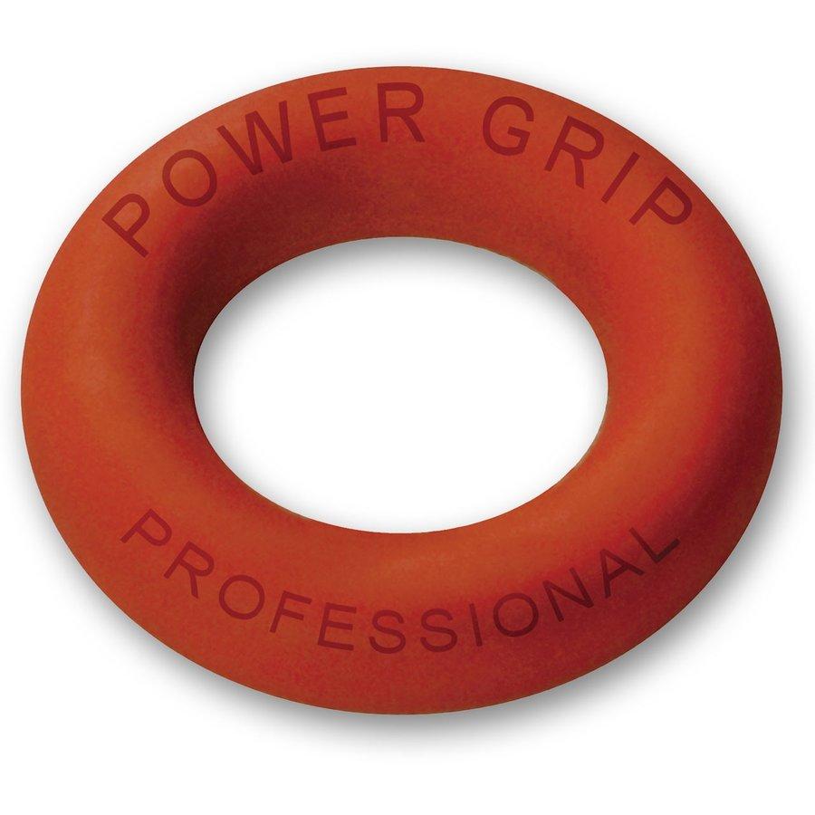 Červený gumový posilovač Tunturi - průměr 9 cm