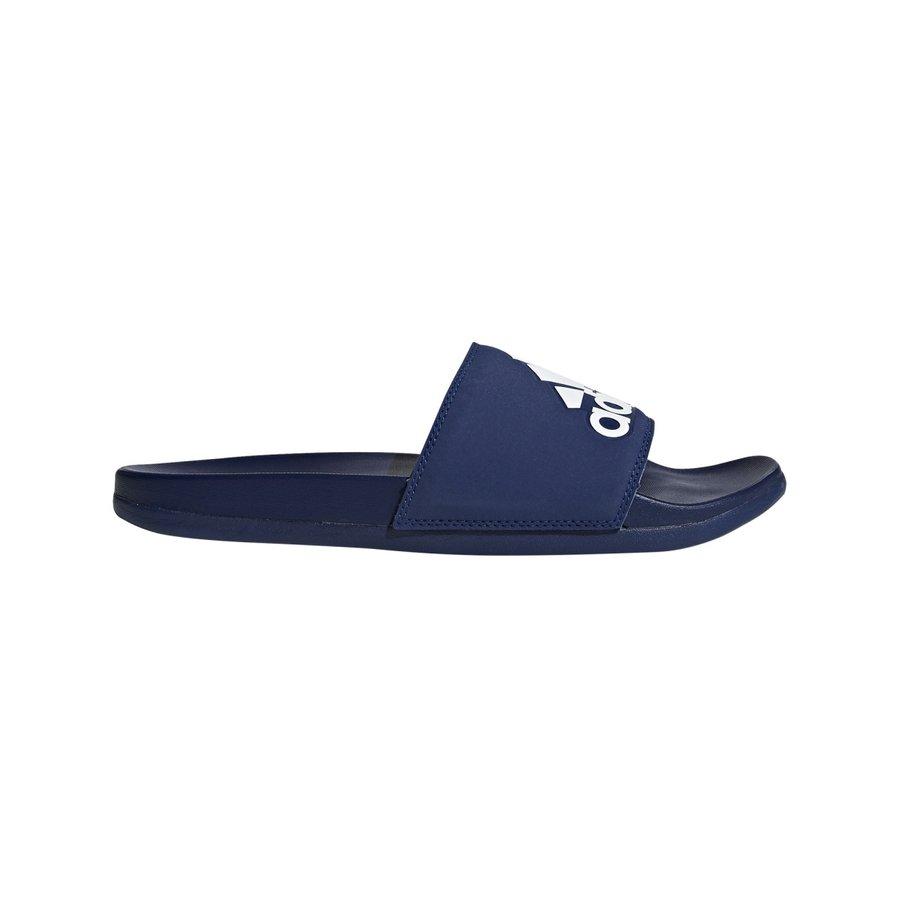 Modré pánské pantofle Adidas - velikost 38 EU