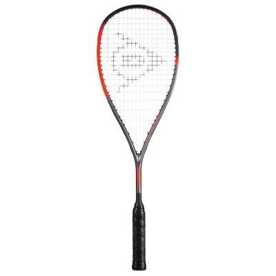Šedá raketa na squash Hyperfibre, Dunlop
