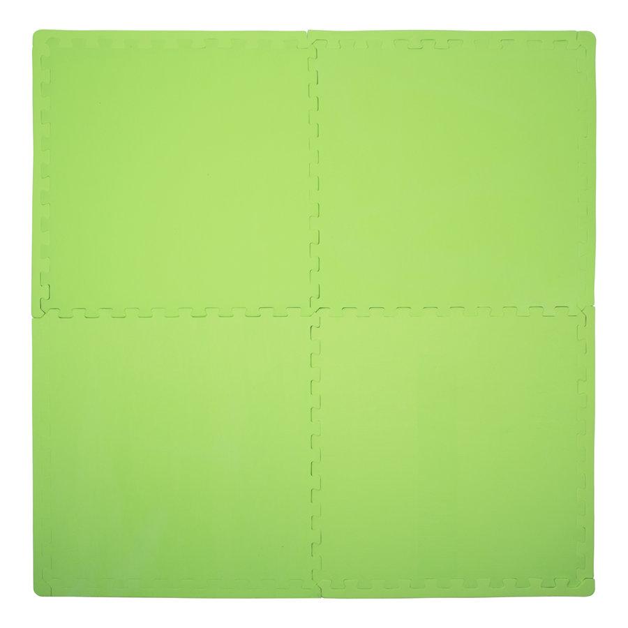 Zelená podložka na cvičení inSPORTline - tloušťka 1,2 cm