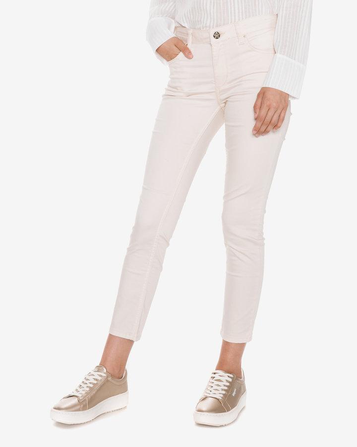 Béžové dámské džíny Silvian Heach - velikost 26