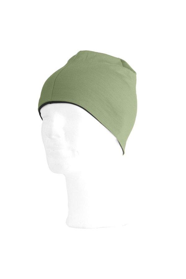 Zelená zimní čepice Lasting