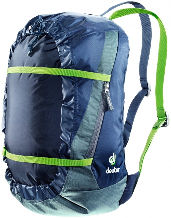 Vak na lezecké lano - Deuter Gravity Rope Bag Navy-granite