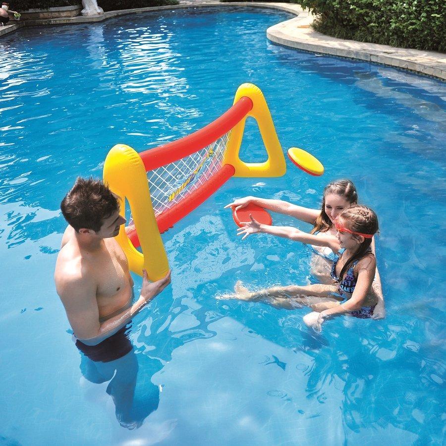 Bazénový set - Nafukovací set Water Sports Frisbee