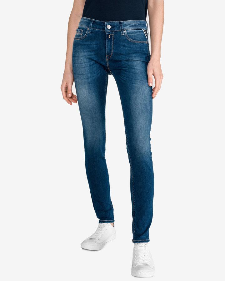 Modré dámské džíny Replay