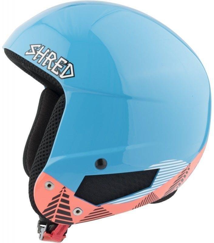 Modrá pánská helma na snowboard Shred - velikost XS-S