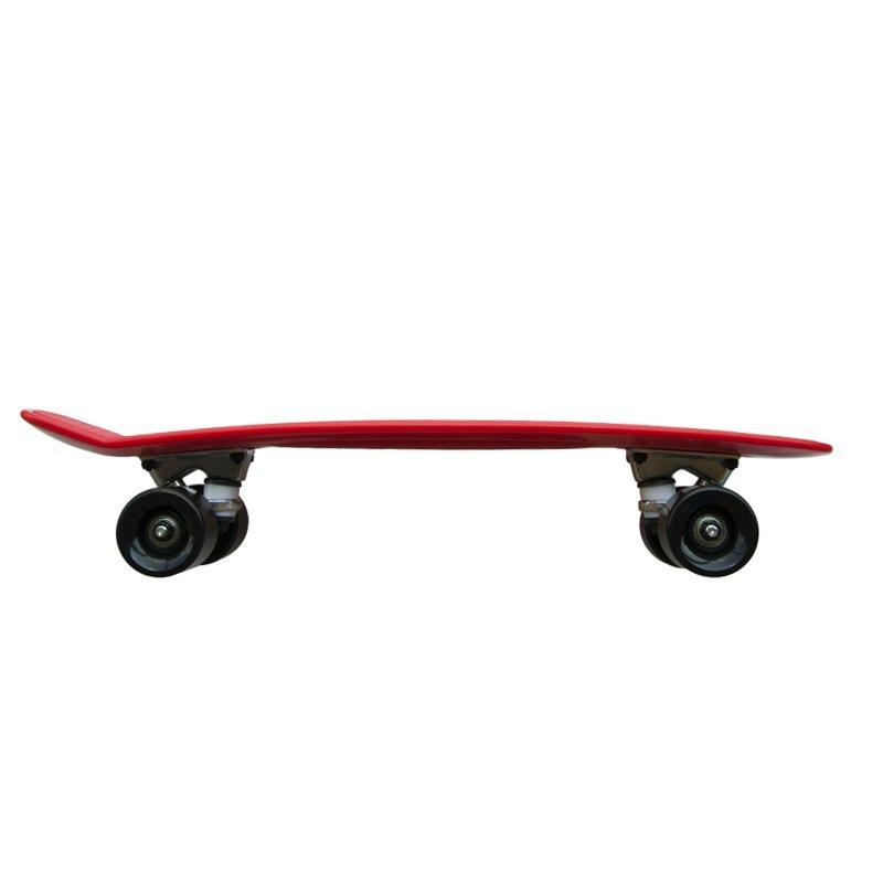 Pennyboard - SPARTAN Plastic 22,5 - červený
