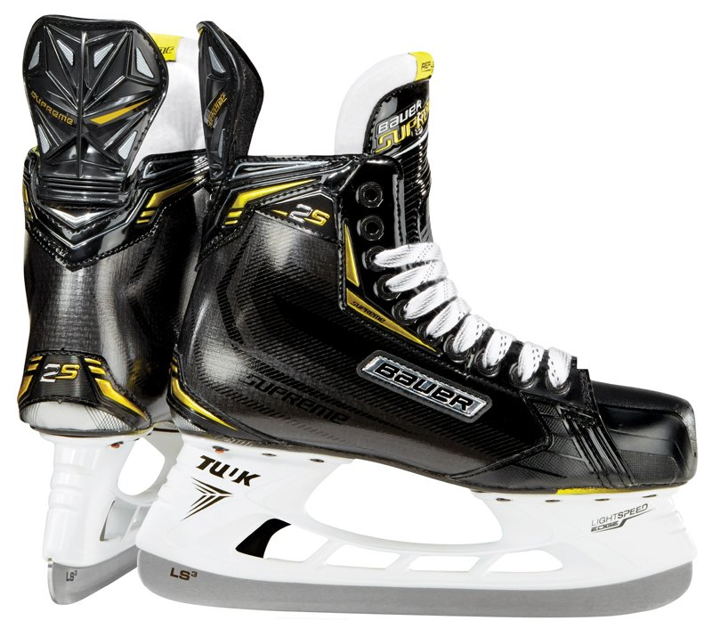 Chlapecké hokejové brusle Supreme 2S, Bauer - šířka EE