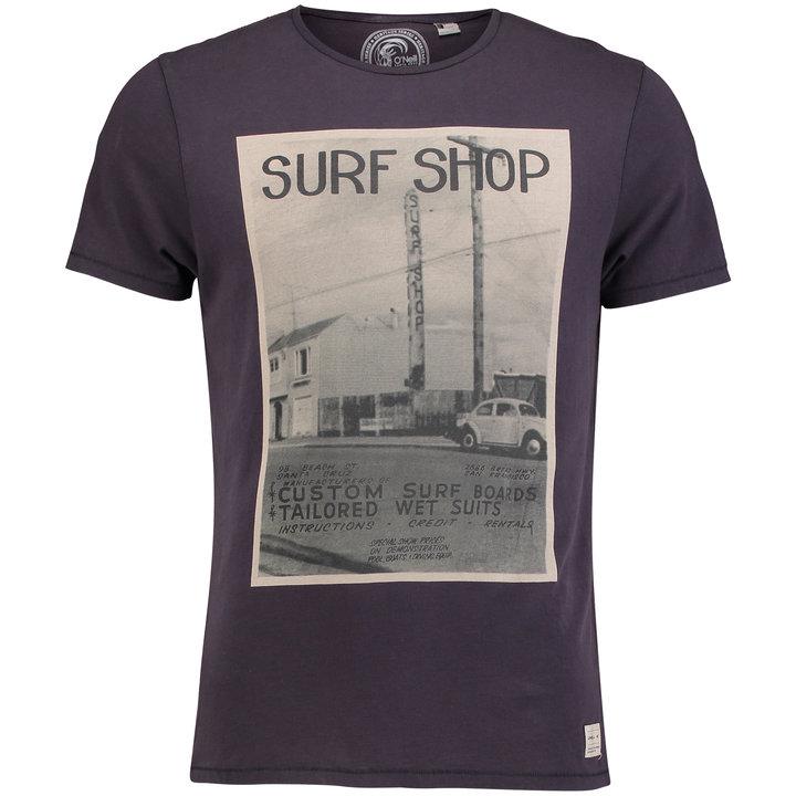 Šedé pánské tričko O'Neill - velikost M
