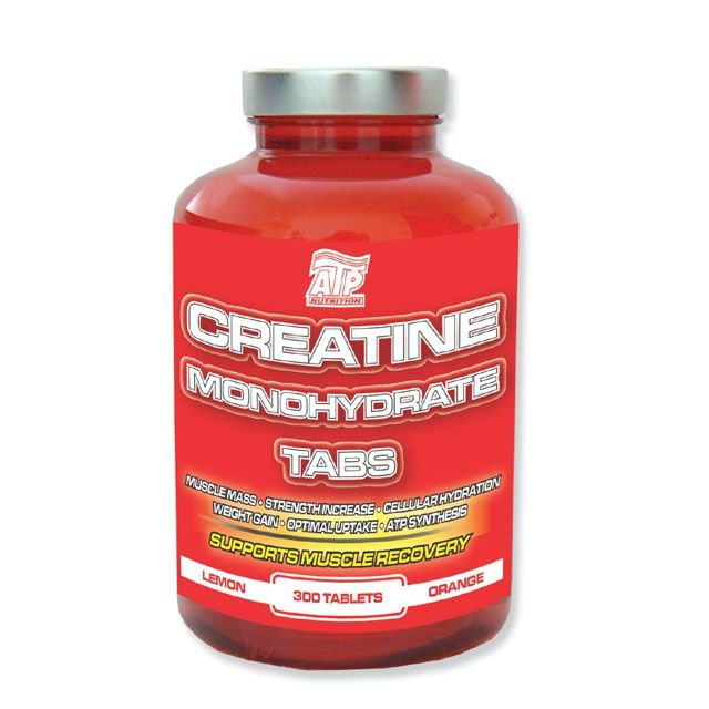 Kreatin - ATP Nutrition Creatine Monohydrate 300 tablet
