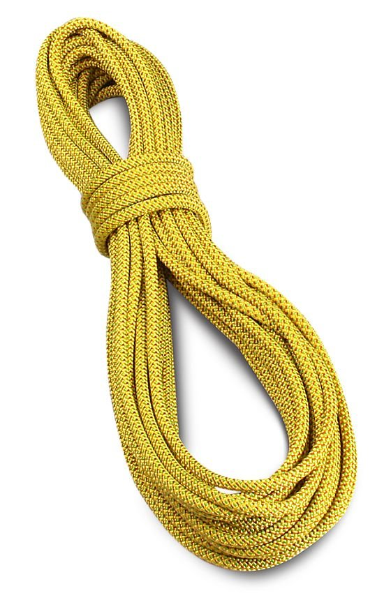 Žluté horolezecké lano Tendon (Lanex) - průměr 7,9 mm