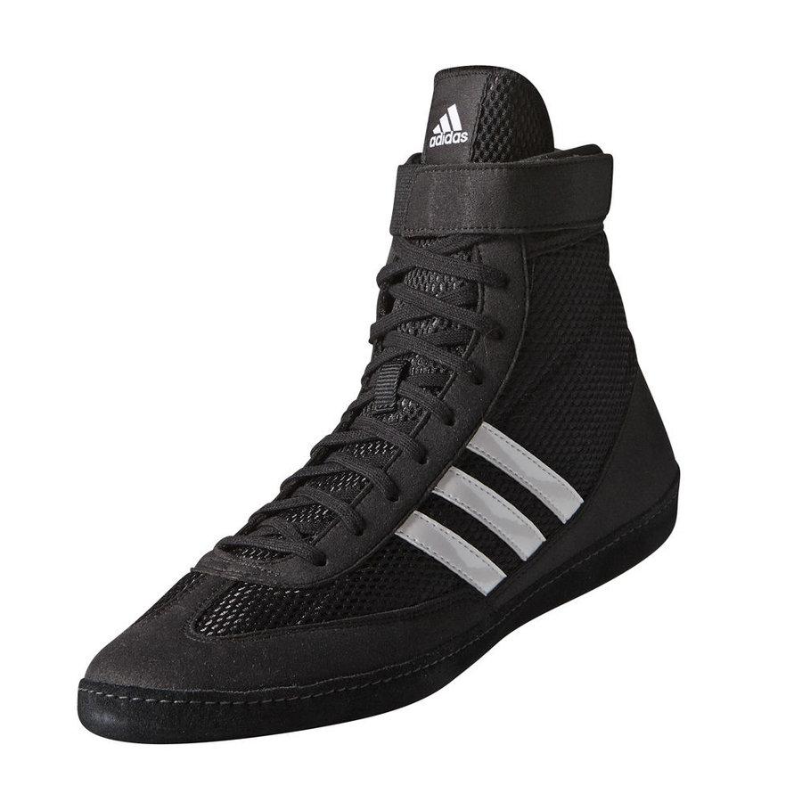 Černé zápasnické boty Combat Speed 4, Adidas - velikost 48 2/3 EU